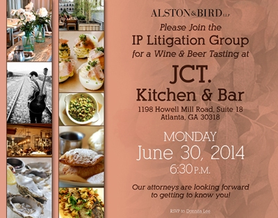 14-514 IP Litigation Group evite2_wp