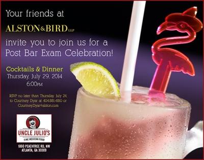 Post Bar Exam Celebration evite1_wp